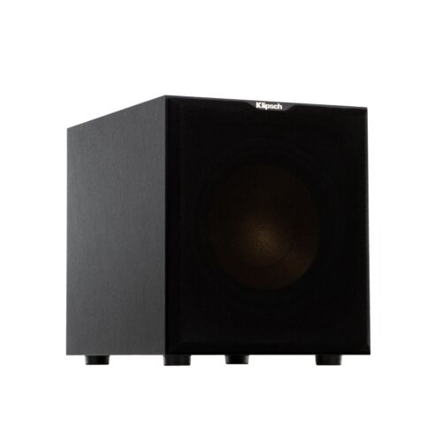"Klipsch Reference 10"" 300W Powered Subwoofer Black R-10SW"