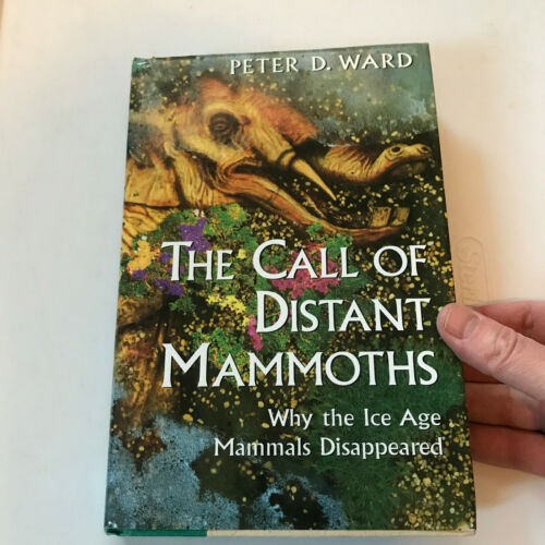 """Mineral book:""""The call of distant Mammoths"""", Peter Ward, 1997"""