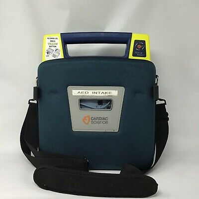 Aed Powerheart G3 No Battery