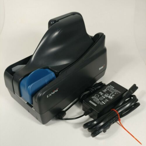 Panini Vision X 50 DPM Check Scanner with Power Supply & USB Cable