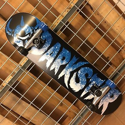 New Darkstar Ultimate FP Blue Complete Skateboard - 7.7in