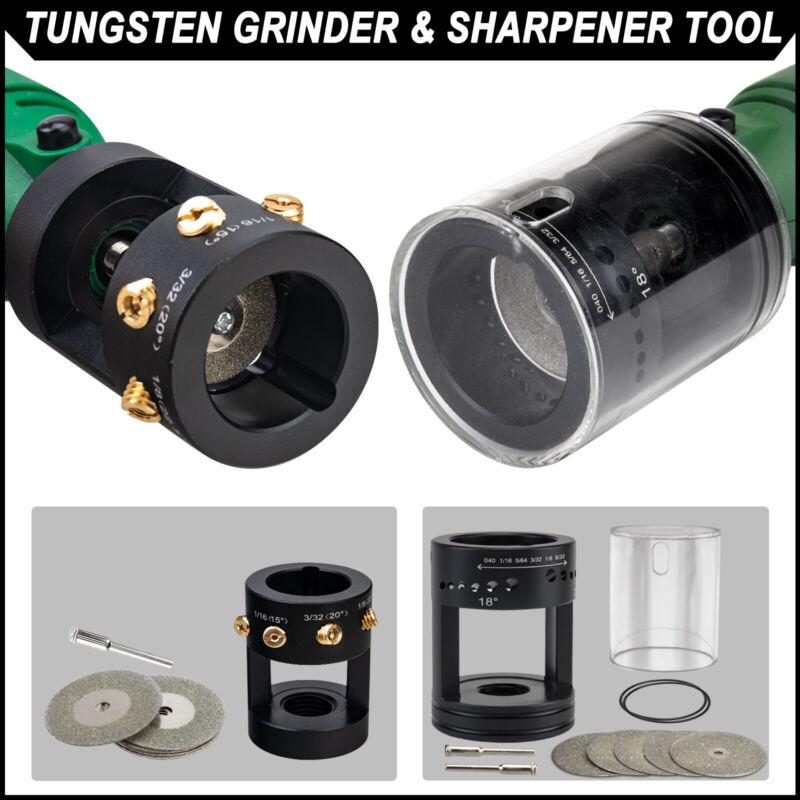 3mirrors Tungsten Electrode Grinder & Sharpener Tool TIG Welding