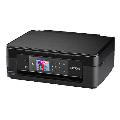 Epson Expression Home XP-452 3-in-1 Multifunktionsdrucker Kopierer Scanner WLAN