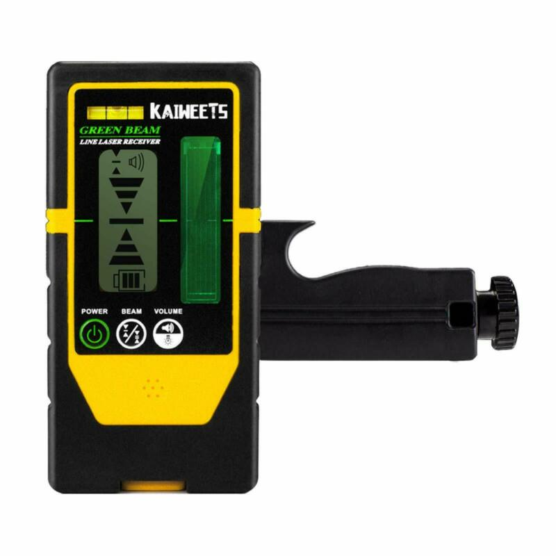 LR100G 40m Rotary Laser Level Receiver Detector for KAIWEETS KT360A / KT360B
