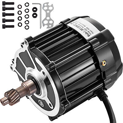 48v-60v Dc Motor Differential Speed Electric Motor 800w Diy Permanent Tricycle