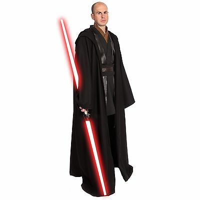 Anakin Skywalker Adult Cosplay Jedi Padawan Costume Star Wars Custom Outfit Adul