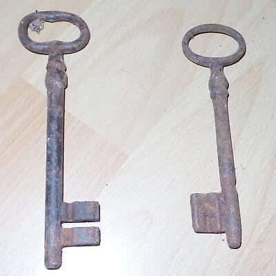 Uralte Schlüssel