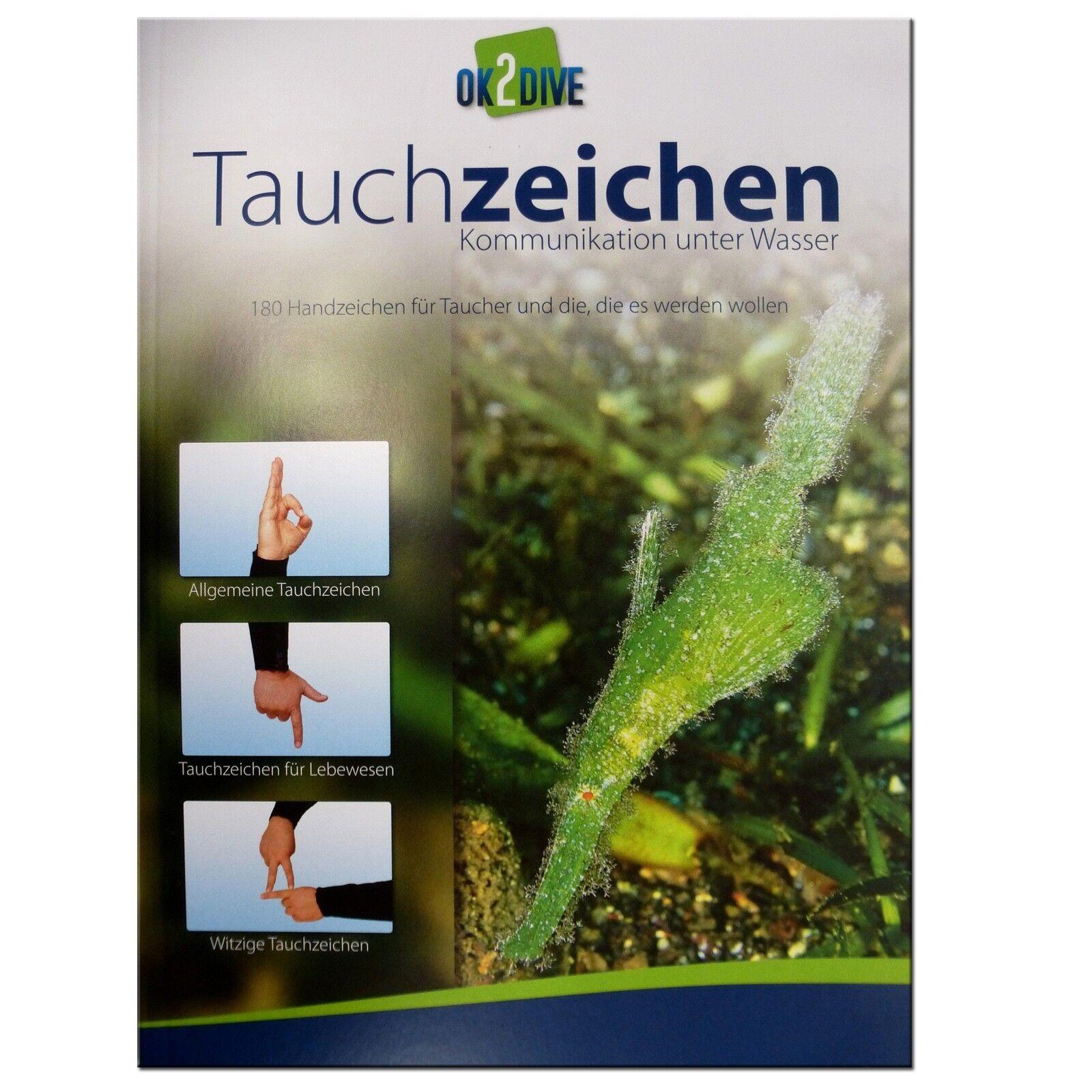 Tauchzeichen - Handbuch zur Unterwasserkommunikation