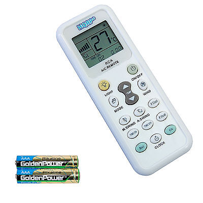 universal remote control for samsung air conditioners