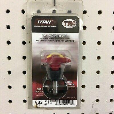 692-515 Tr2 Titan Reversible Airless Spray Tip 515