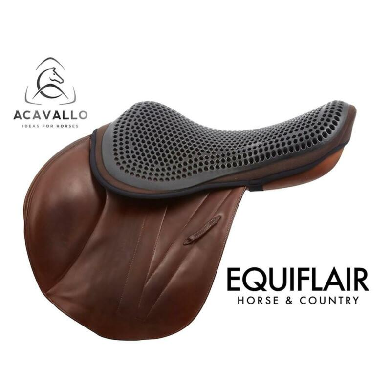 Acavallo Gel Out Cushion Ride Seat Saver Comfort Security Shock Absorbing