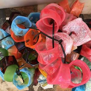 Overflow stock huge assortment resin bangles suit market stall Wavell Heights Brisbane North East Preview