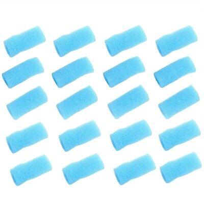 Rotho Ersatz-Hygienefilter für NoseFrida Sekretsauger (20 Stück) hellblau NEU