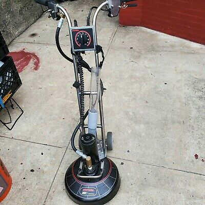 Rotovac 360i Carpet Cleaning Extractor Equipment Machine And Tree Head