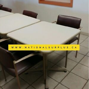 Lunch room table & chairs