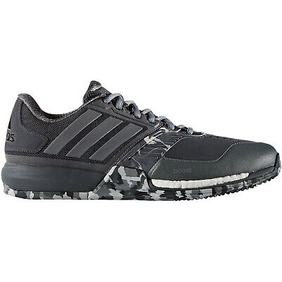 Lace Cross Trainer (adidas Performance Mens CrazyTrain Boost Cross Training Lace Up Trainers -)