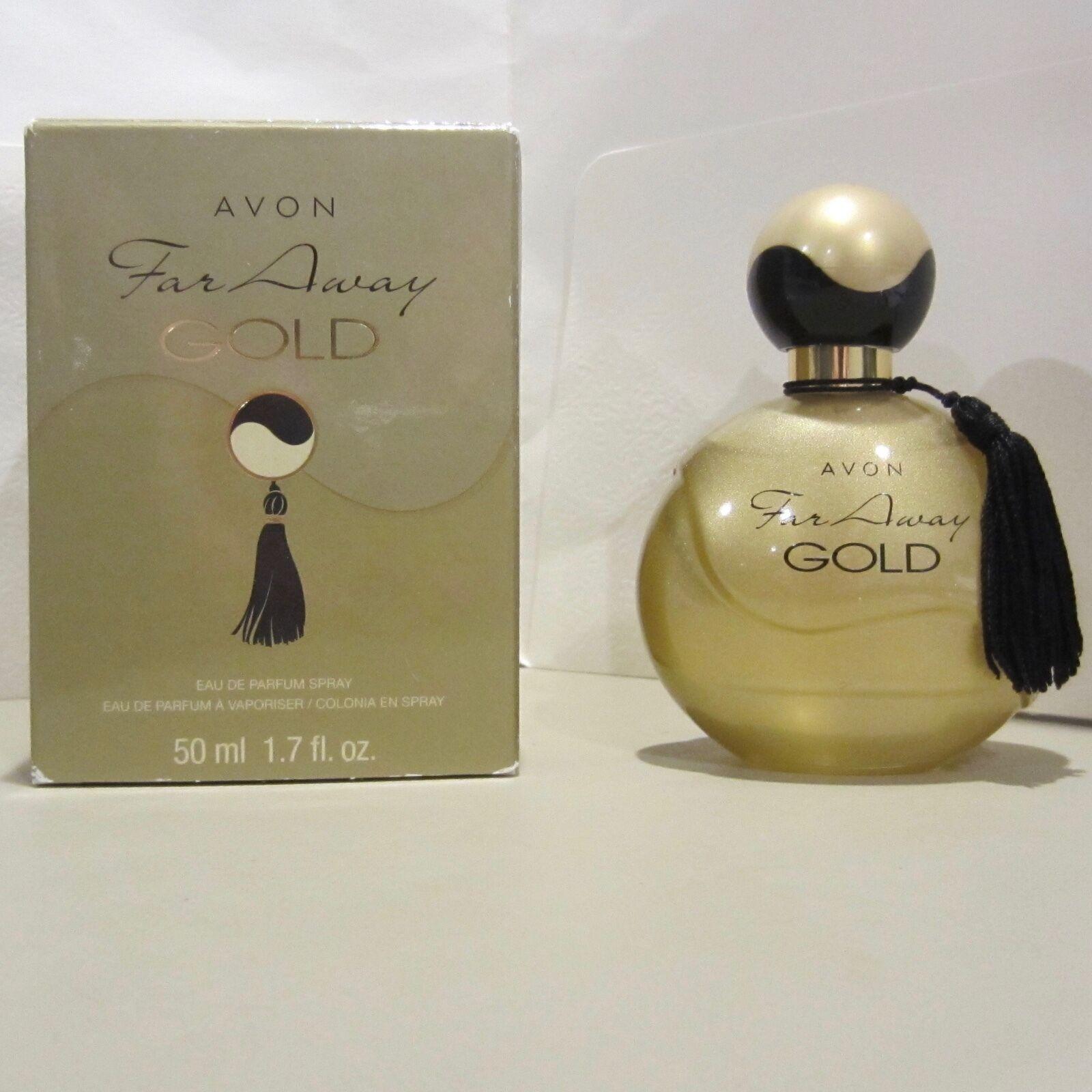 FAR AWAY GOLD PERFUME BY AVON - $6.99