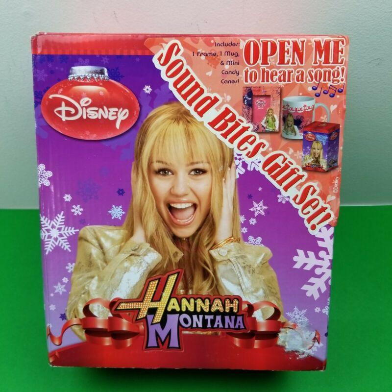 Vintage 2008 Disney Hannah Montana Coffee Cup Miley Cyrus Walgreens Exclusive