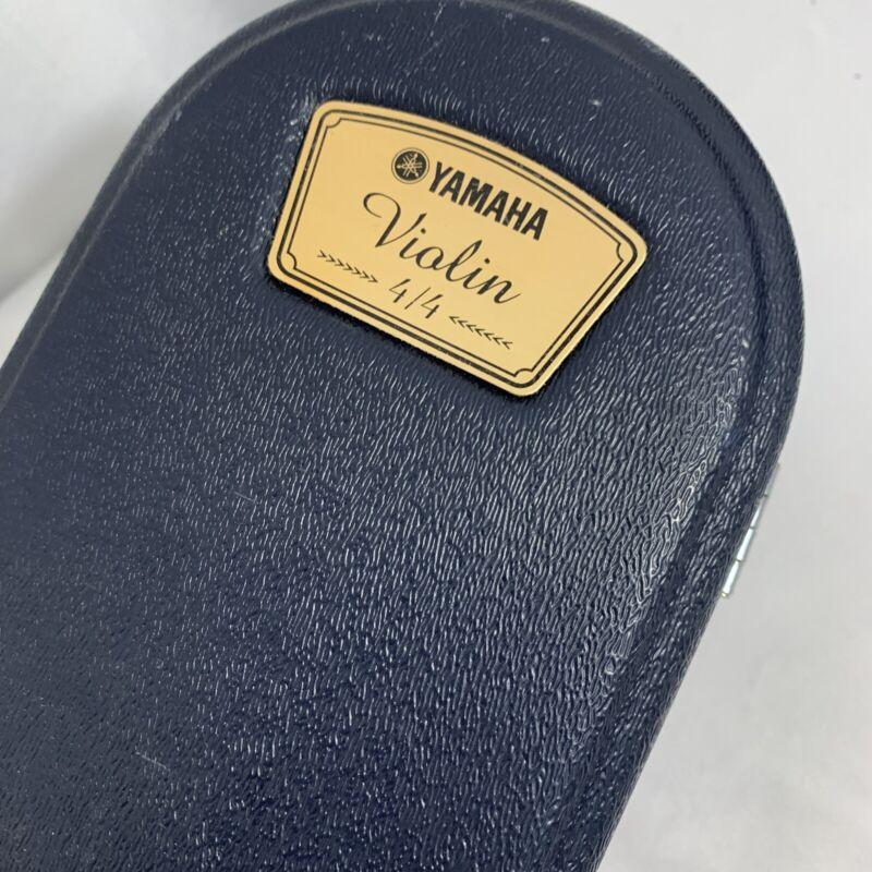 Yamaha 4/4 Violin Hard Case Blue