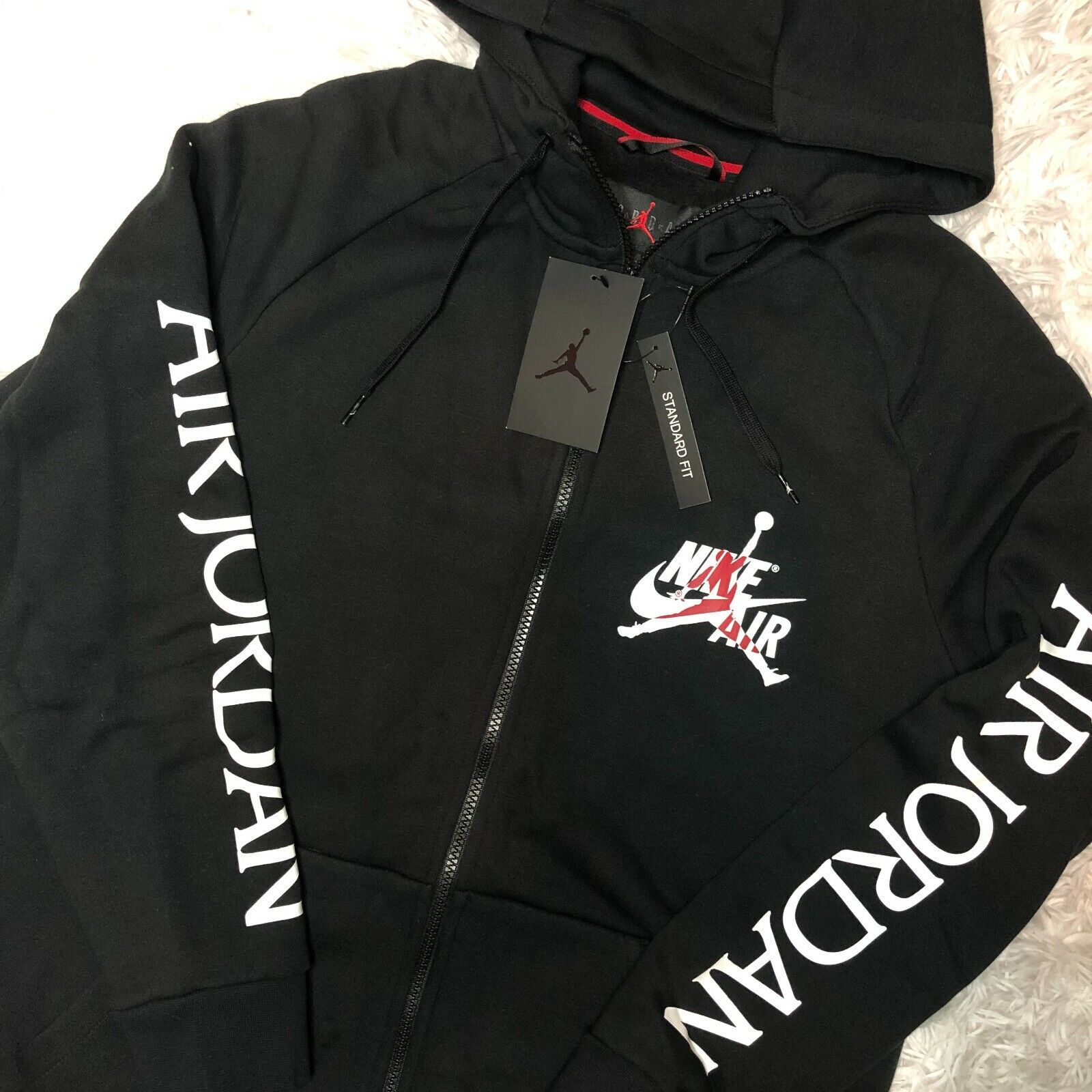 Full-zip Hoodie Jacket