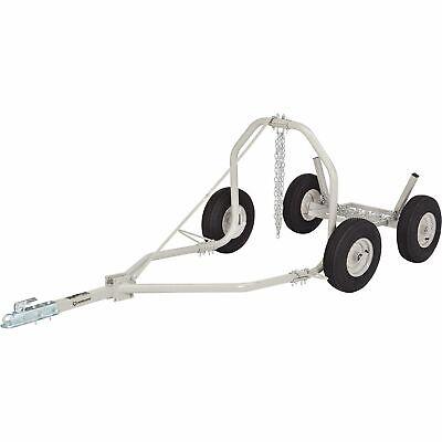 atv log skidding arch and holder 1
