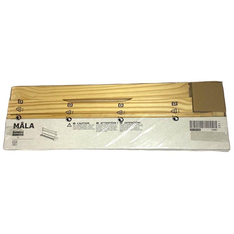 NEW Ikea MÅLA Wooden Tabletop Drawing Paper Roll Holder 21883 101.493.50 NIB