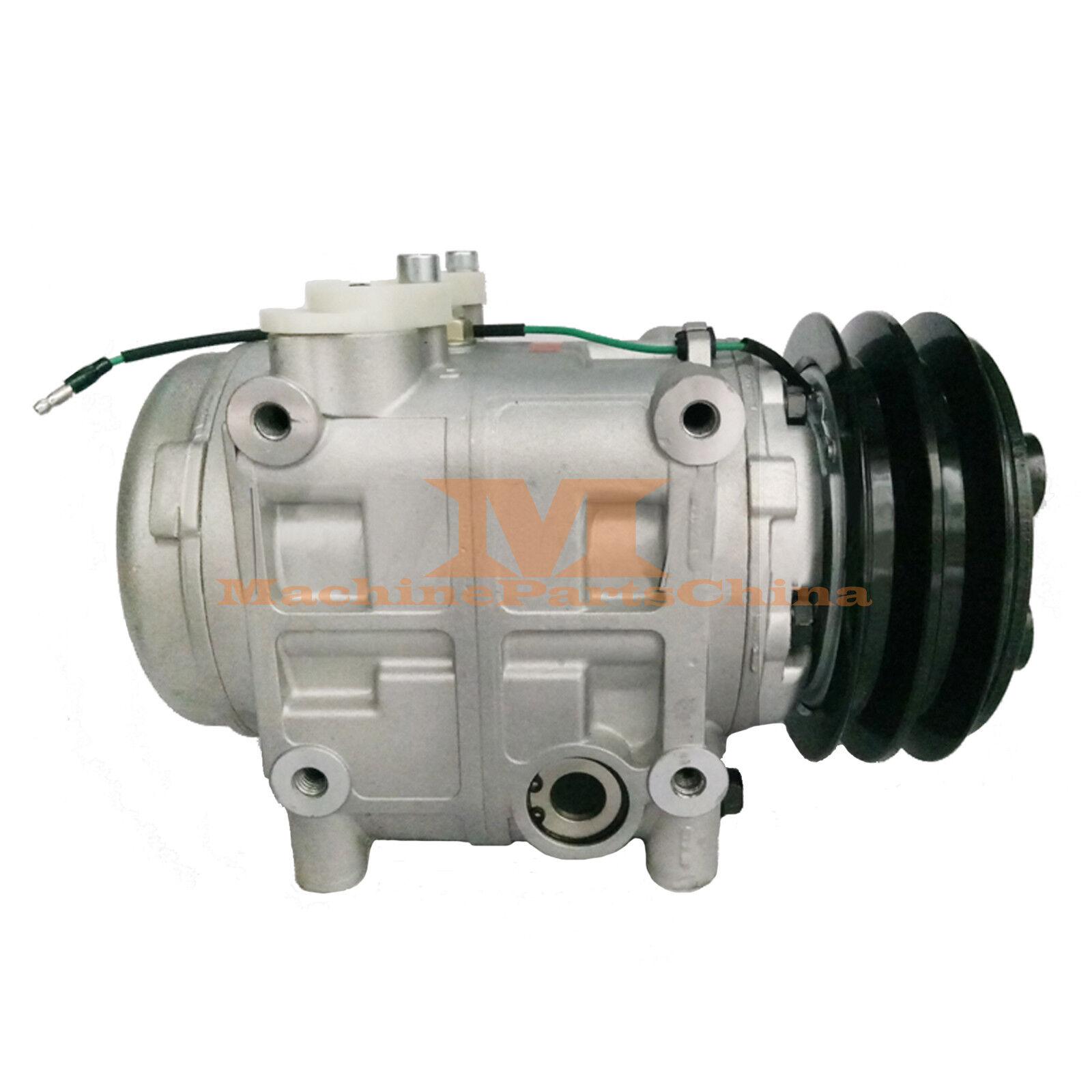 Car Ac Compressor >> Details About Car Ac Compressor Pump Dks32ch Tm31 For Nissan Mini Bus 506010 1720 506210 0511