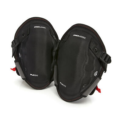 Prolock Professional Construction Gel Comfort Safety Knee Pads Tactical Plk04