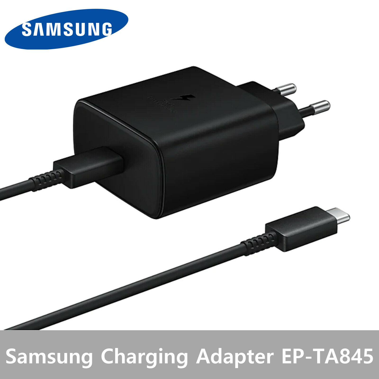 Travel Samsung Quick charger Type C to Type C, 45 W, 1m