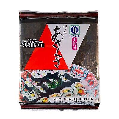 Alga nori asakusa nagai's red - 28 grFoodex