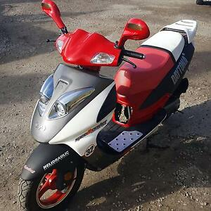 2007 50 cc scoter Glynde Norwood Area Preview