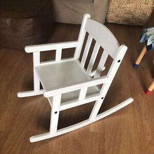 Children's IKEA  Rocking Chair