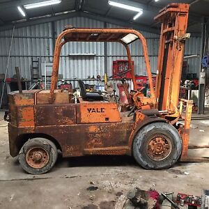 York forklift Two Wells Mallala Area Preview