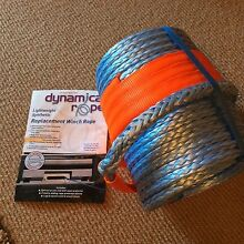 4x4 Winch Rope( replacement ) Canadian Ballarat City Preview