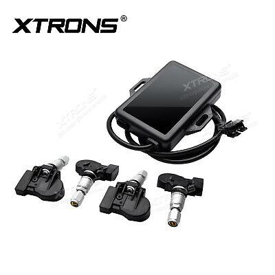 Druck-system (Reifendruck kontrollsystem TMPS 4 internal Sensoren für XTRONS Android Autoradio)