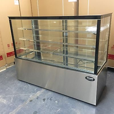 Bakery Case New Display Show Case Pastry 72 Display Deli 6 Cake Refrigerator