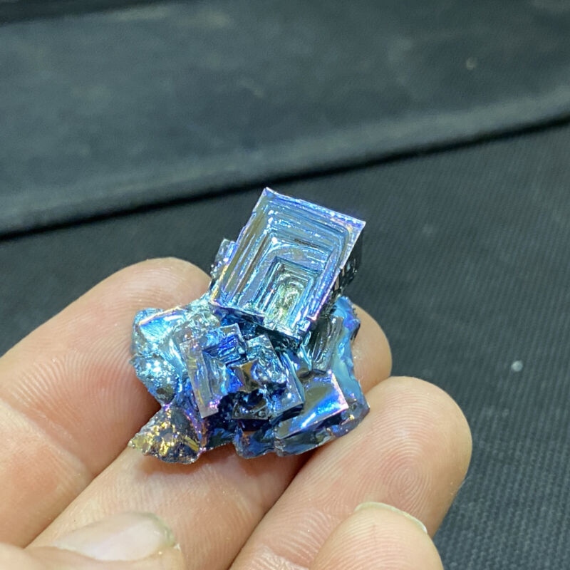 Bismuth Rainbow Iridescent Metal Crystal