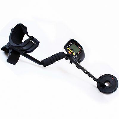 Metal Detector Adjustable Sensitivity, Headphones. Superior to Ace150