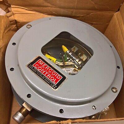 Dwyer Mercoid Corp. Daw-43-160-24e Pressure Switch