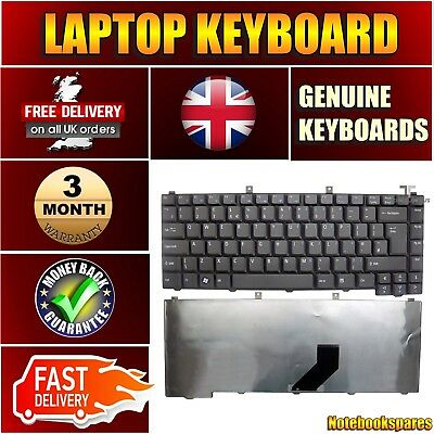 ACER ASPIRE 5100-3123 Black Keyboard - Replacement part