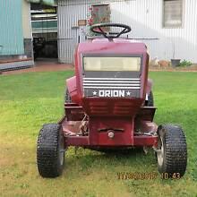 Cox Orion Ride on Mower North Albury Albury Area Preview