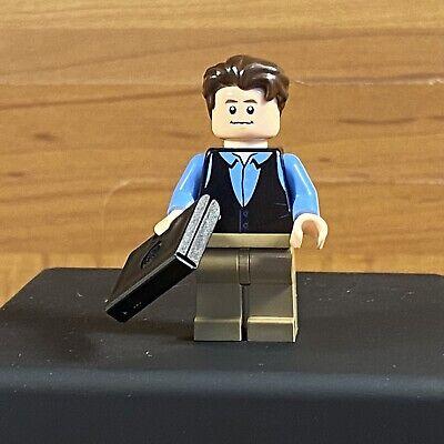 Chandler Bing Lego Friends Central Perk Minifigure 21319 Mini Figure New