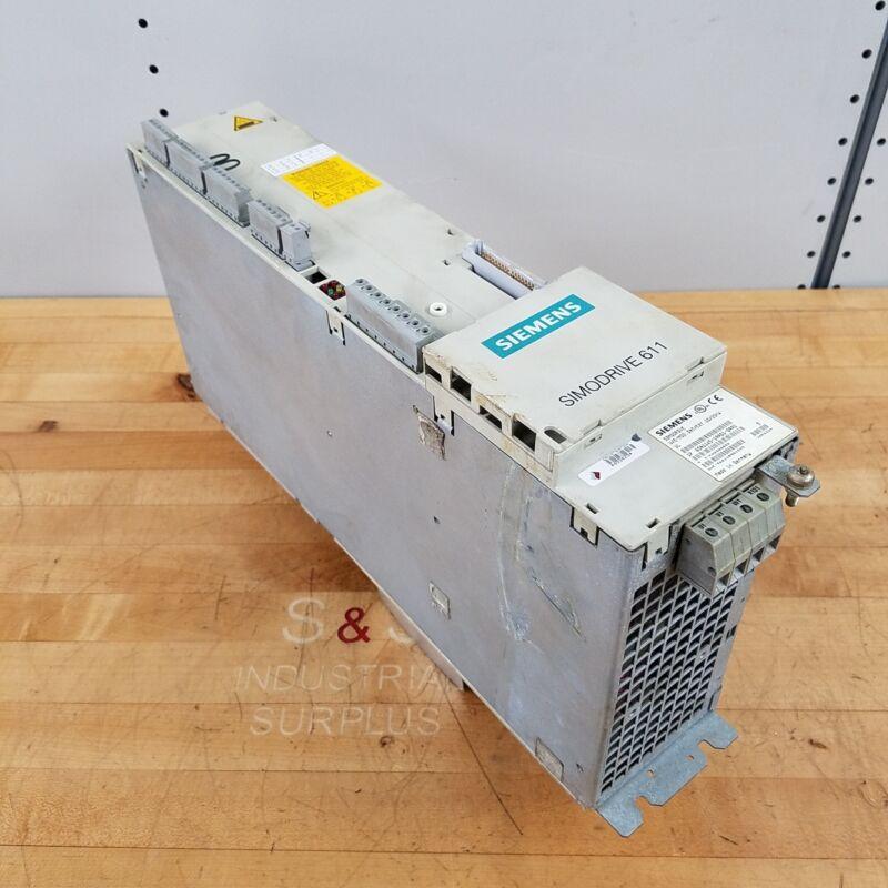 Siemens 6SN1145-1AA01-0AA1 Simodrive611, 10/25KW - USED