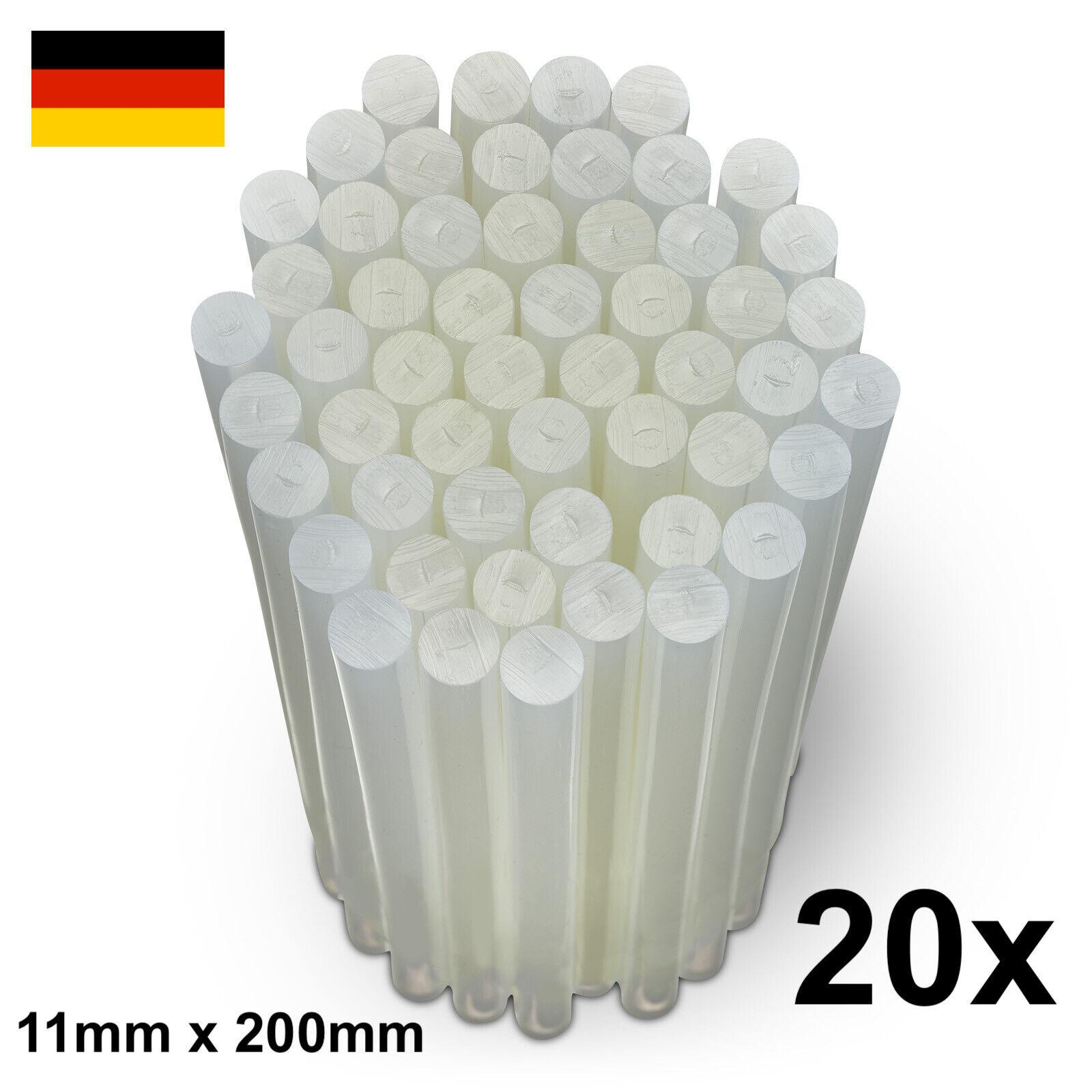 Klebesticks, Heißkleber, Klebepatronen, Heißklebestifte, 11 mm x 200 mm