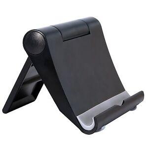 Universal Portable Desktop Tablet Stand Holder for iPad 3/4/Mini Kindle iPhone 6