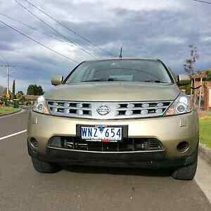 Selling nissan munro in very good condition and with  low km Sydenham Brimbank Area Preview