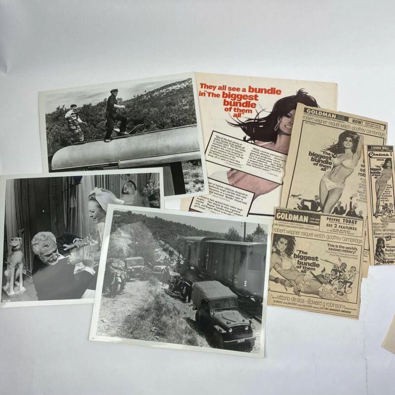 Vintage Photos Movie Stills The Biggest Bundle Of The All 1968 Vittorio De Sica