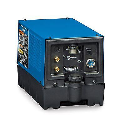 Miller Coolmate 3 115v Tig Torch Water Cooler 043007