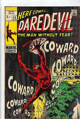 Daredevil    #55    VFN    Nice Copy!