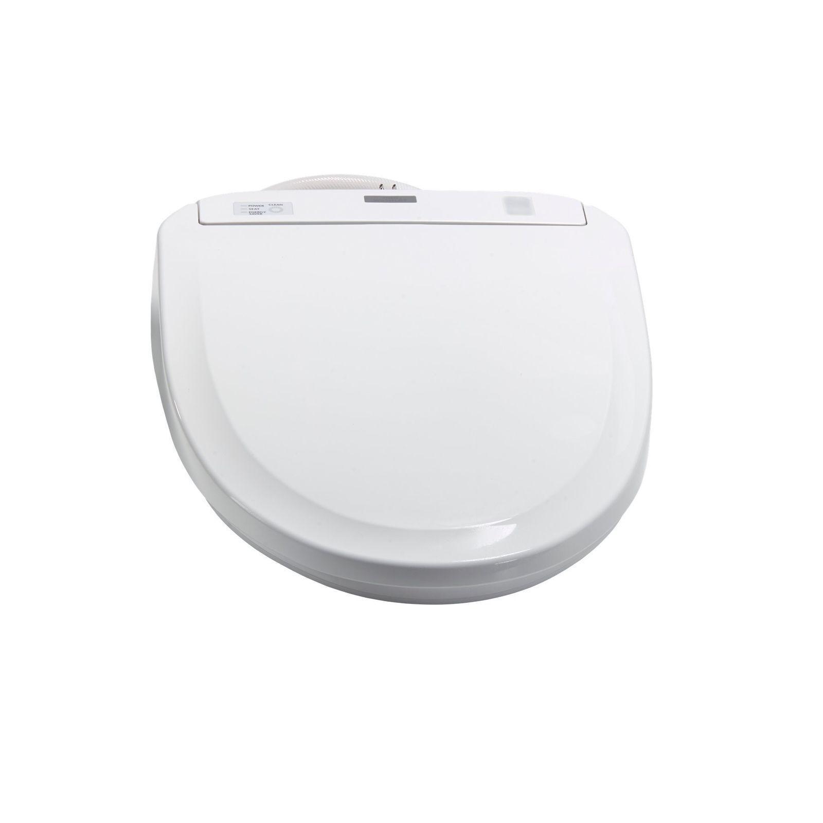 TOTO Sw574-01 White Washlet S300e Elongated Toilet Seat With Ewater ...